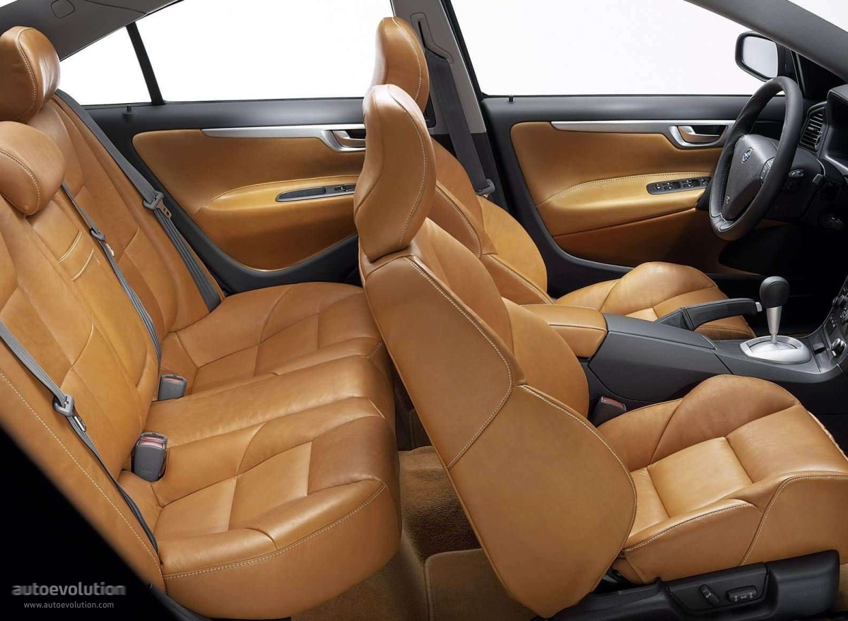 VOLVO S60 R specs  2003 2004  autoevolution