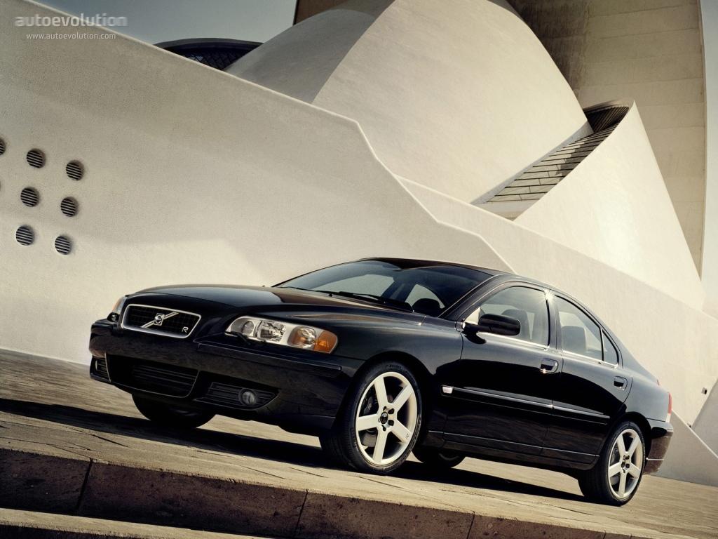 VOLVO S60 R specs & photos - 2003, 2004 - autoevolution