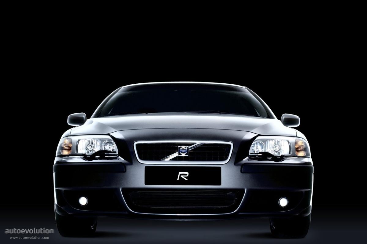 VOLVO S60 R - 2003, 2004 - autoevolution