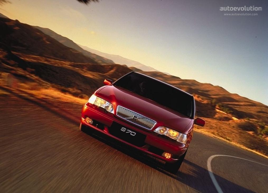 VOLVO S70 - 1997, 1998, 1999, 2000 - autoevolution