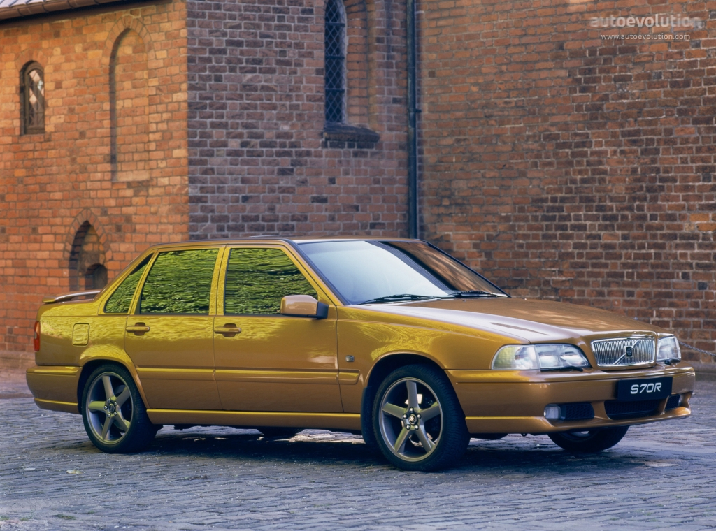 VOLVO S70 R specs & photos - 1997, 1998, 1999 - autoevolution