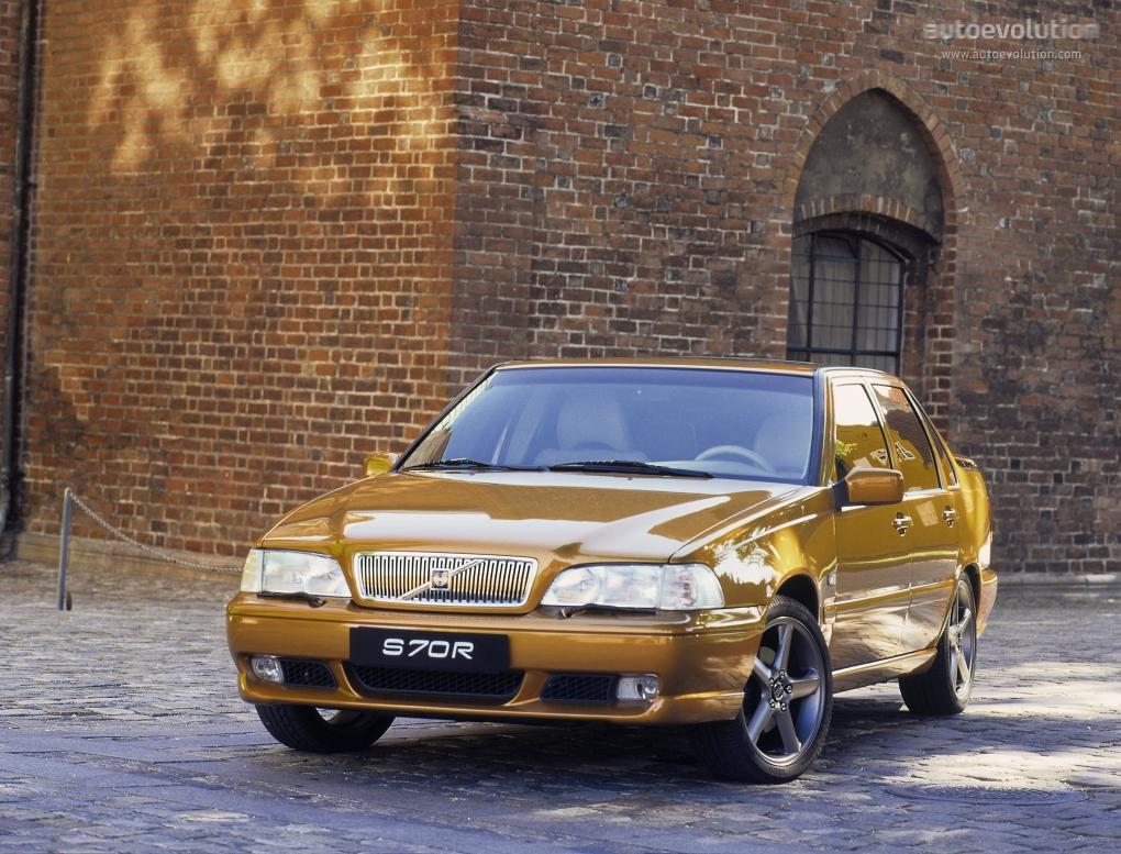 VOLVO S70 R specs - 1997, 1998, 1999 - autoevolution