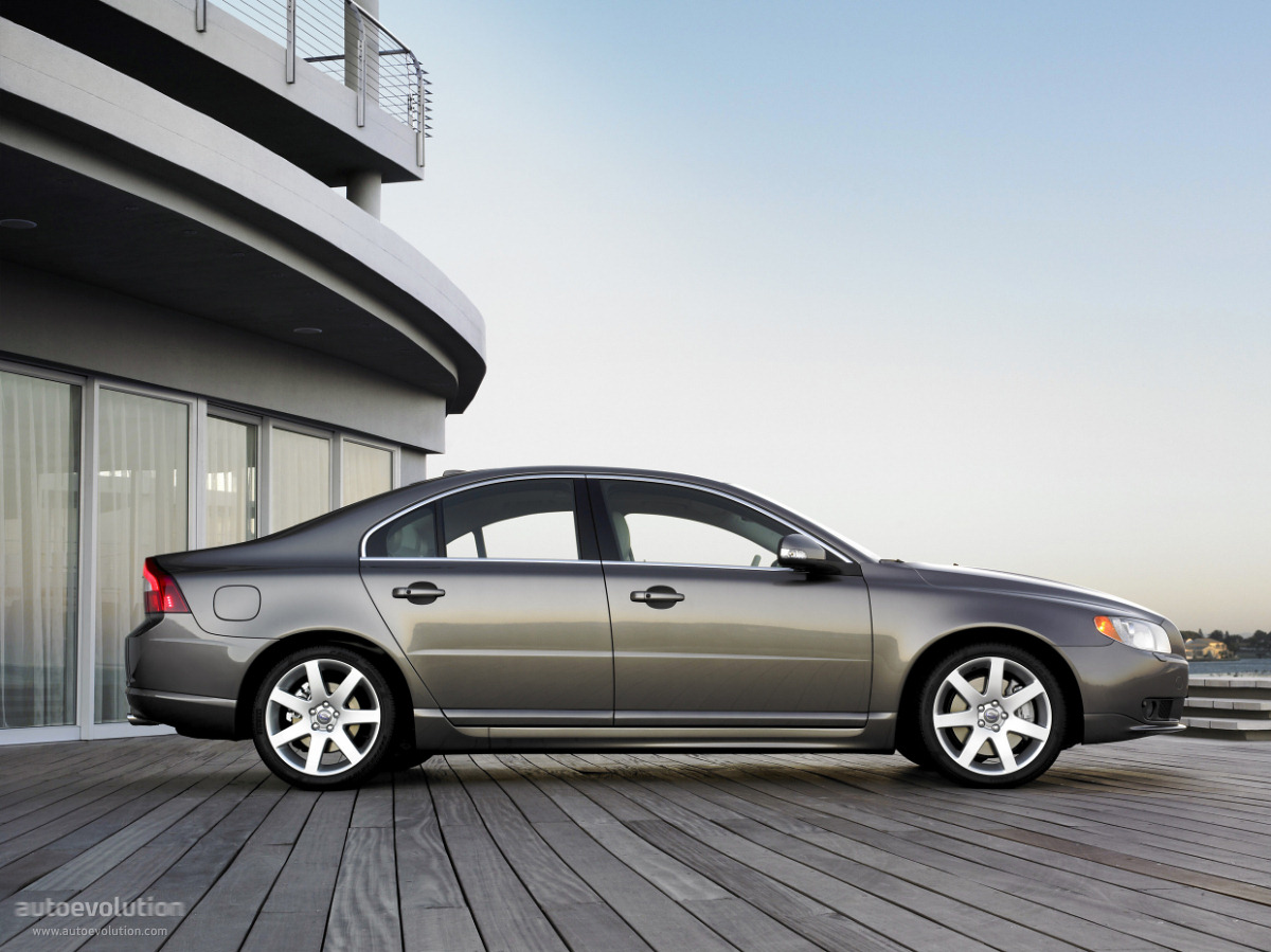 VOLVO S80 specs & photos - 2006, 2007, 2008 - autoevolution