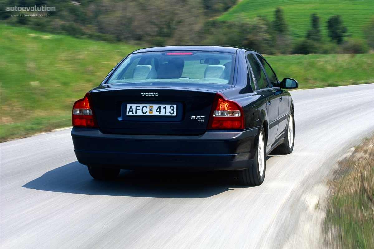 Volvo s80 2000 review