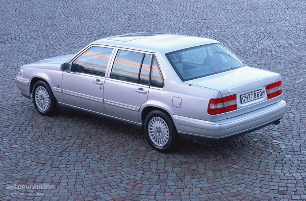 Volvo S90 1997 1998 Autoevolution