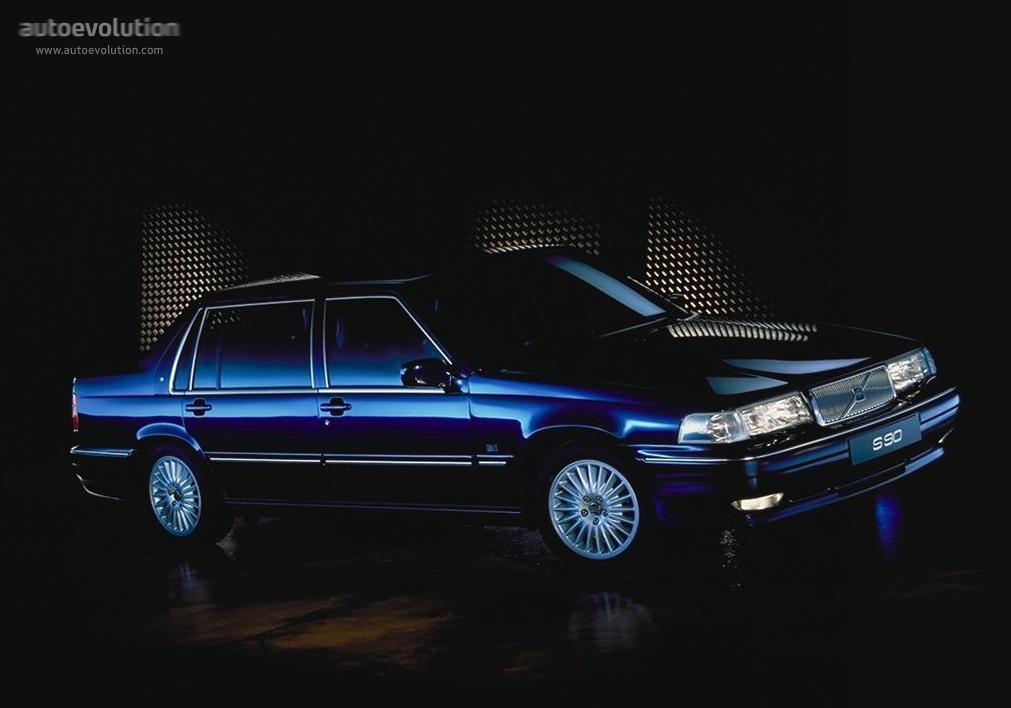 VOLVO S90 specs - 1997, 1998 - autoevolution