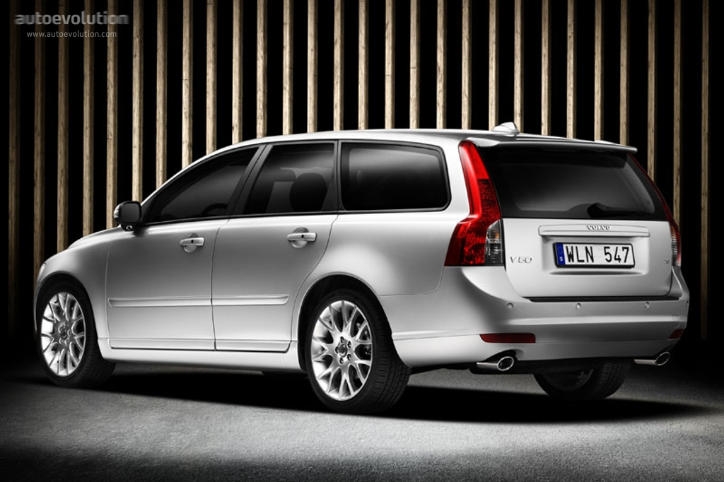VOLVO V50 specs & photos - 2007, 2008, 2009, 2010, 2011 - autoevolution