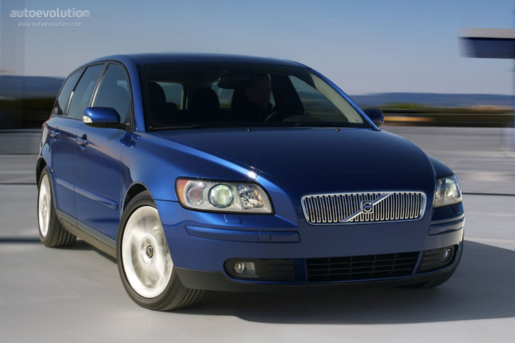 volvo v50 - 2004  2005  2006  2007
