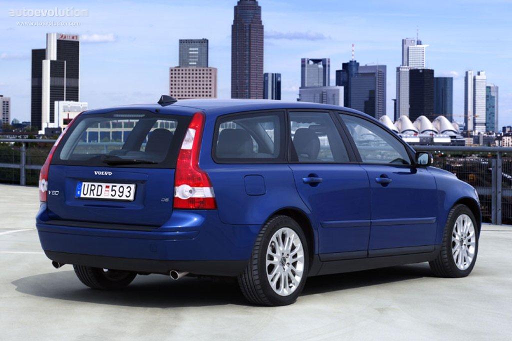 VOLVO V50 - 2004, 2005, 2006, 2007 - autoevolution