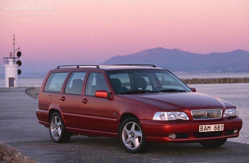 VOLVO V70 - 1997, 1998, 1999, 2000 - autoevolution
