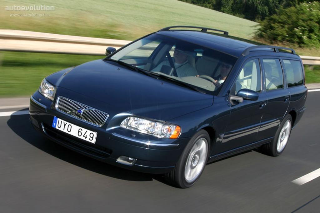 VOLVO V70 - 2004, 2005, 2006, 2007 - autoevolution