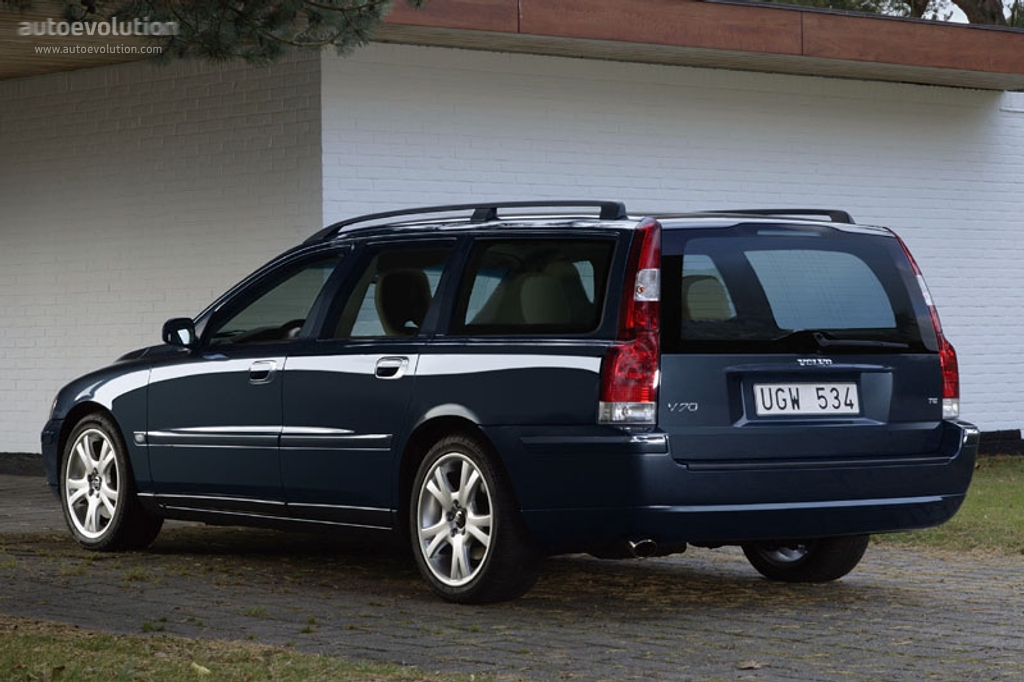 VOLVO V70 specs & photos - 2004, 2005, 2006, 2007 - autoevolution