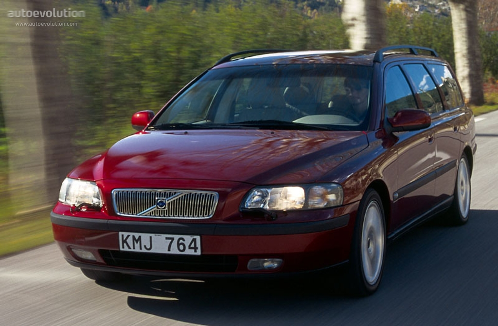 Volvo v70 length