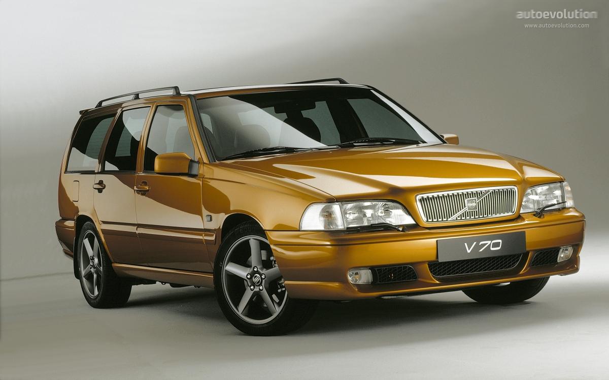 VOLVO V70 R specs - 1997, 1998, 1999