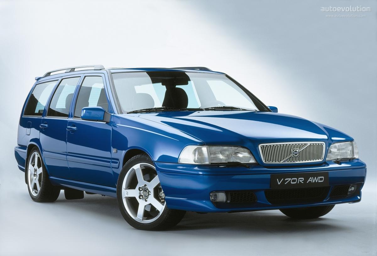 Volvo V70 R Specs 1997 1998 1999 Autoevolution