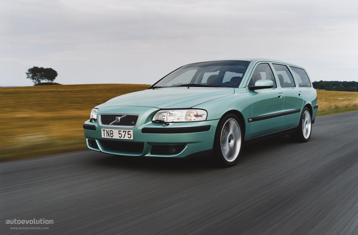 VOLVO V70 R specs - 2003, 2004 - autoevolution