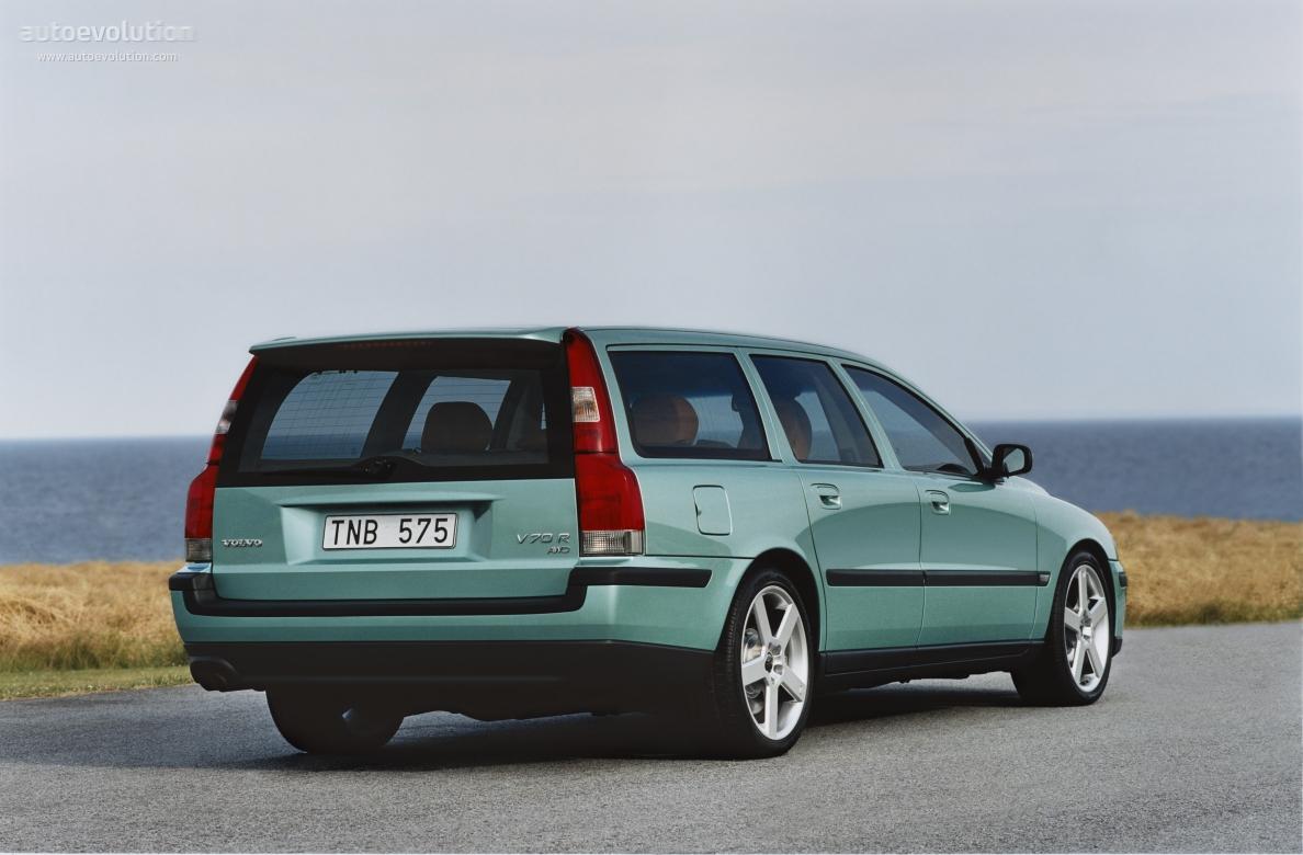 Volvo V70 R 2003 2004 Autoevolution
