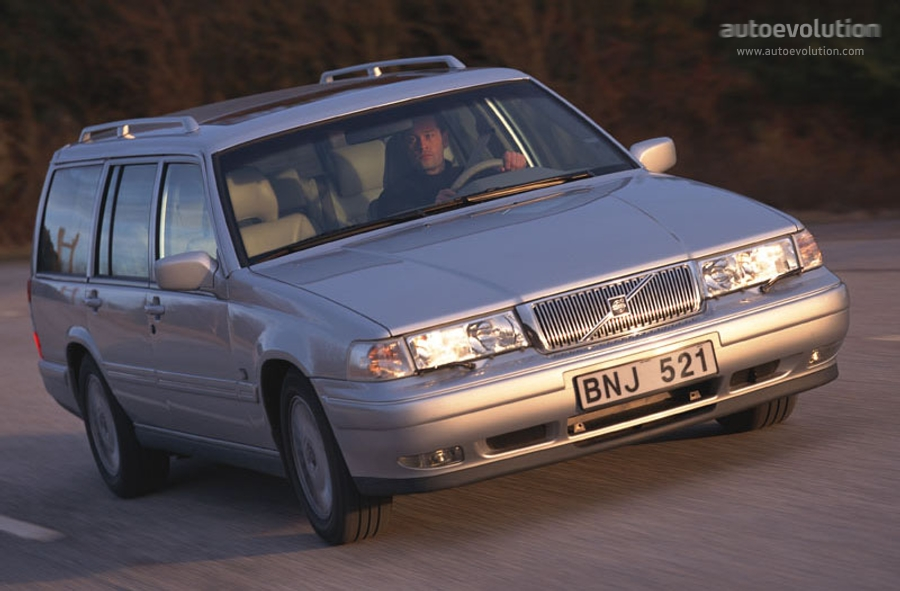 VOLVO V90 specs & photos - 1997, 1998 - autoevolution