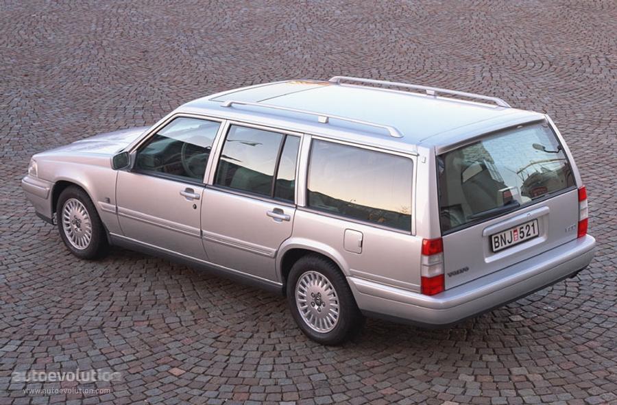 Volvo V90 Specs 1997 1998 Autoevolution