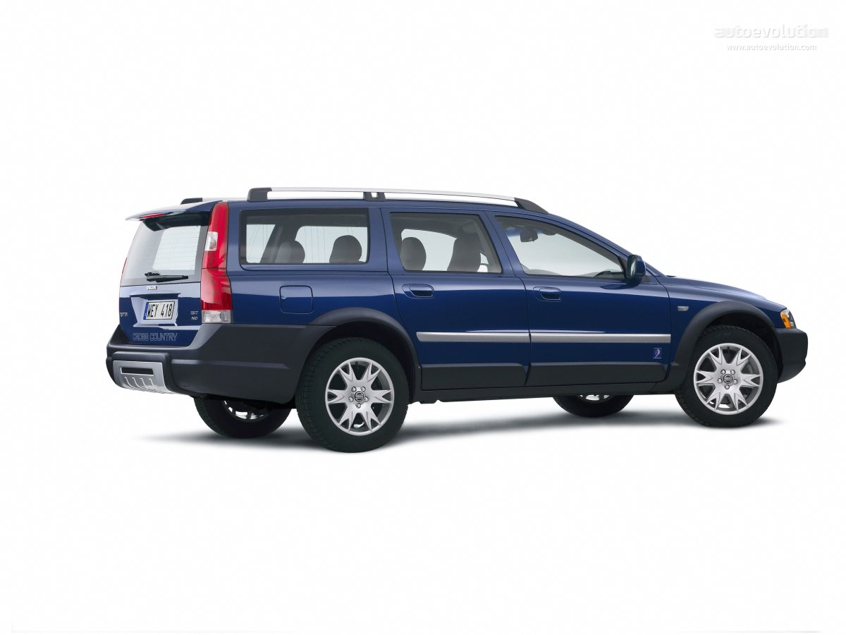 volvo xc70 specs 2004 2005 2006 2007 autoevolution. Black Bedroom Furniture Sets. Home Design Ideas