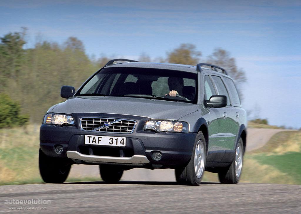 Volvo Xc70 V70xc 2000 2001 2002 2003 2004
