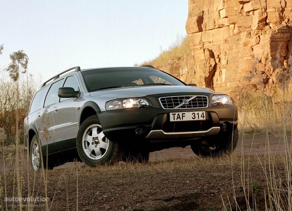 Volvo Xc70 V70xc 2000 2001 2002 2003 2004 Autoevolution