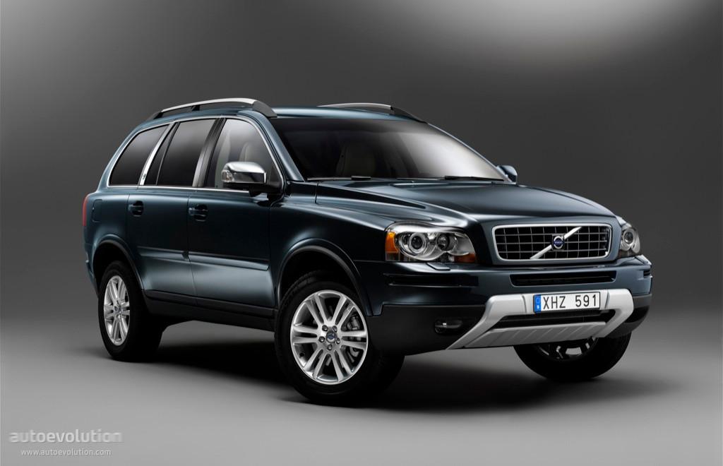 Volvo Xc90 Reviews >> VOLVO XC90 - 2007, 2008, 2009, 2010, 2011, 2012, 2013, 2014 - autoevolution