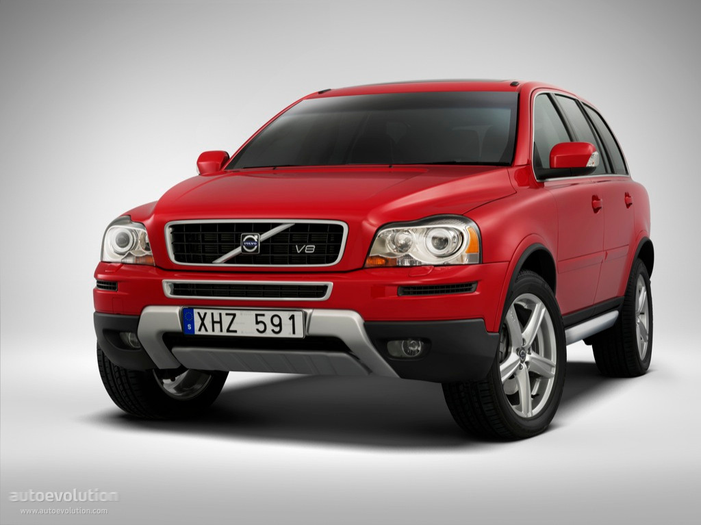 VOLVO XC90 specs & photos - 2007, 2008, 2009, 2010, 2011, 2012, 2013, 2014 - autoevolution