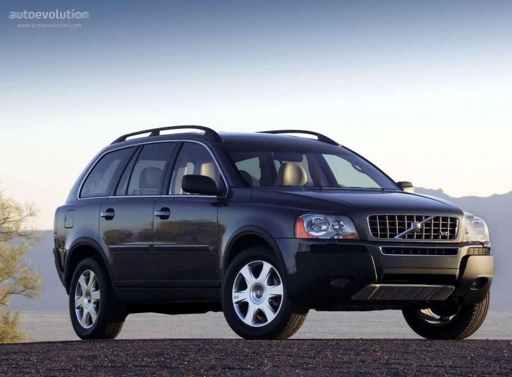 Volvo Xc90 2002 2003 2004 2005 2006 Autoevolution
