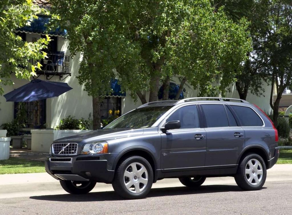 VOLVO XC90 - 2002, 2003, 2004, 2005, 2006 - autoevolution