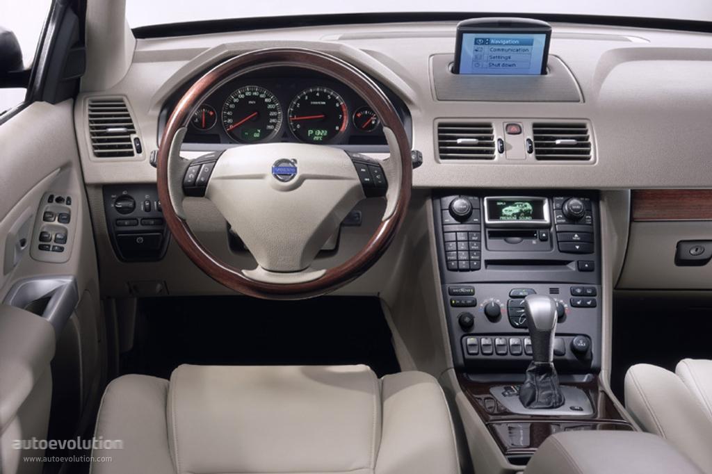 Volvo 40 1 Interior >> VOLVO XC90 - 2002, 2003, 2004, 2005, 2006 - autoevolution