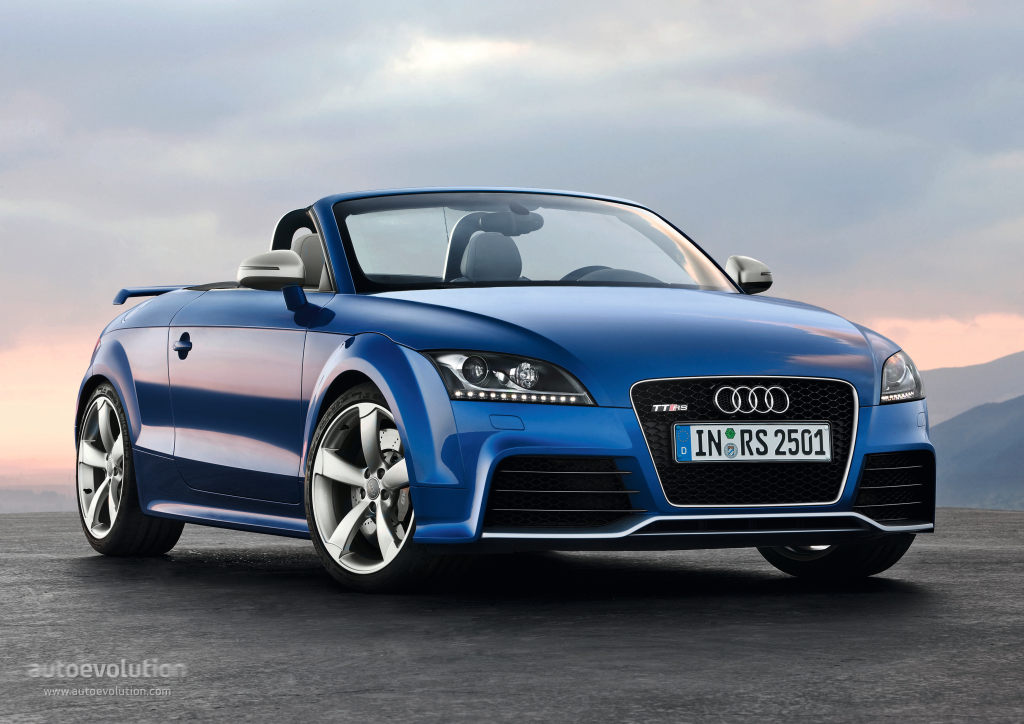 audi tt rs plus roadster specs 2013 2014 autoevolution. Black Bedroom Furniture Sets. Home Design Ideas