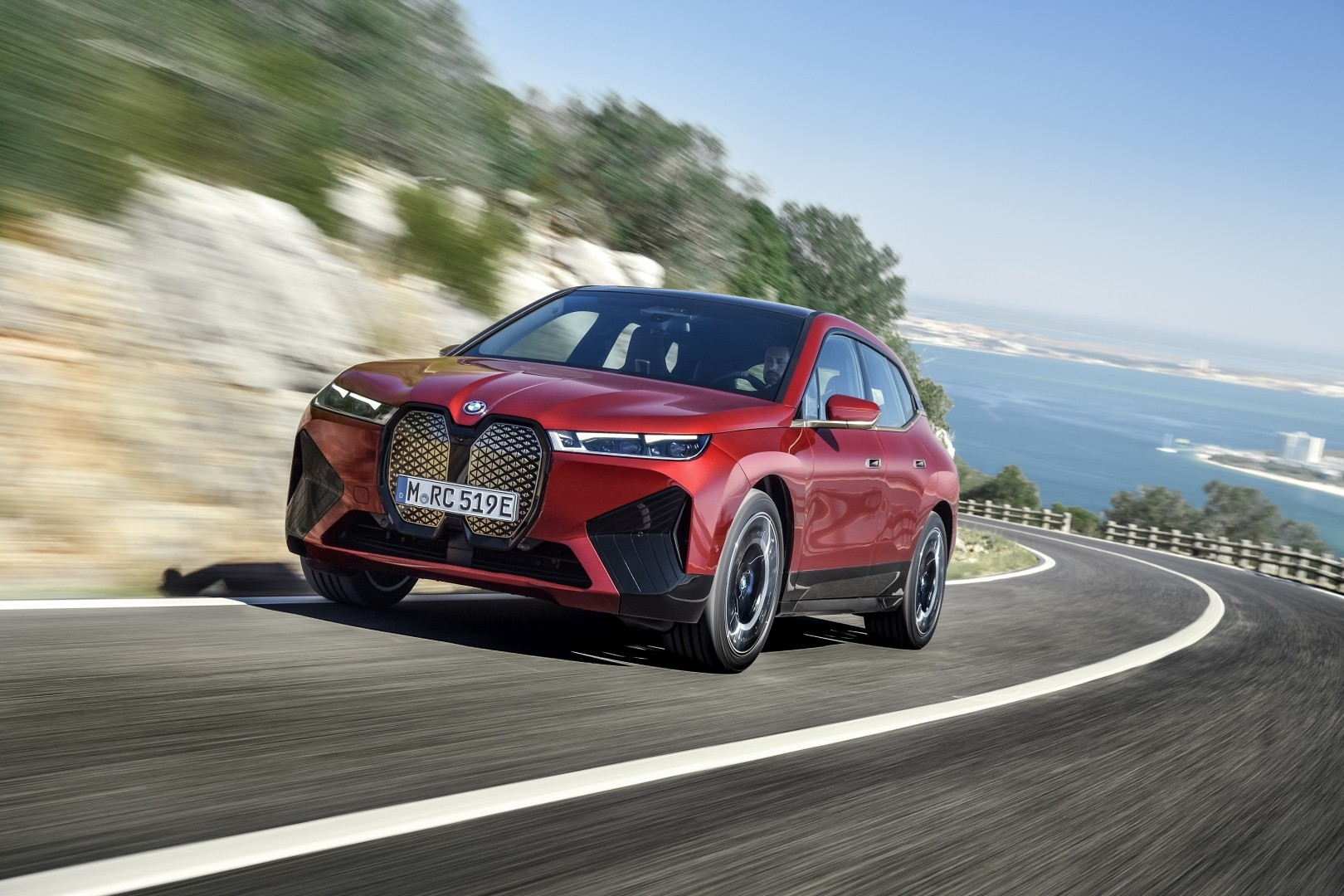 bmw ix specs & photos - 2021 - autoevolution
