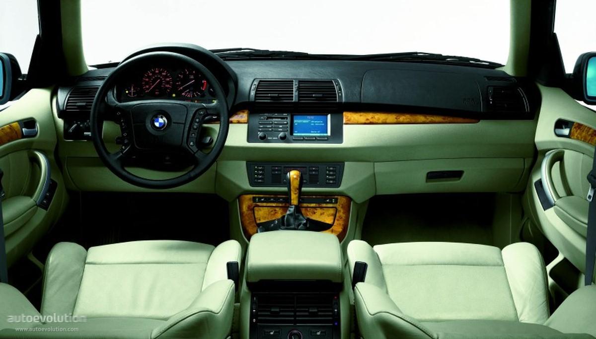 Bmw X5 E53 2000 2001 2002 2003 Autoevolution