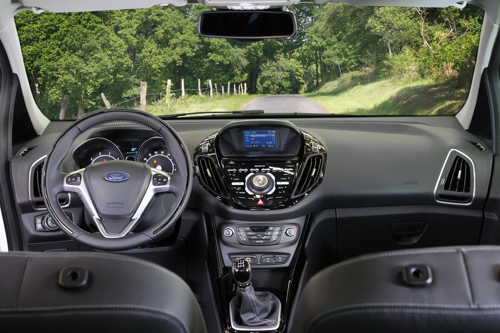 Ford B Max Specs Amp Photos 2012 2013 2014 2015 2016