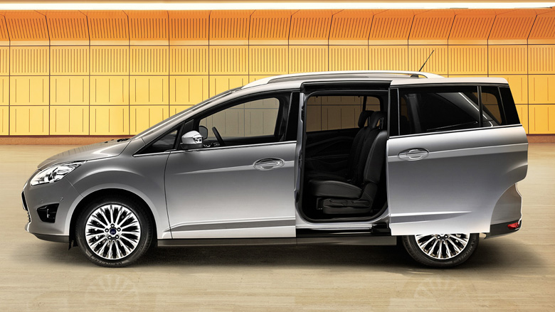 Ford Grand C Max 5 2 >> FORD Grand C-Max specs & photos - 2011, 2012, 2013, 2014, 2015, 2016, 2017, 2018, 2019 ...