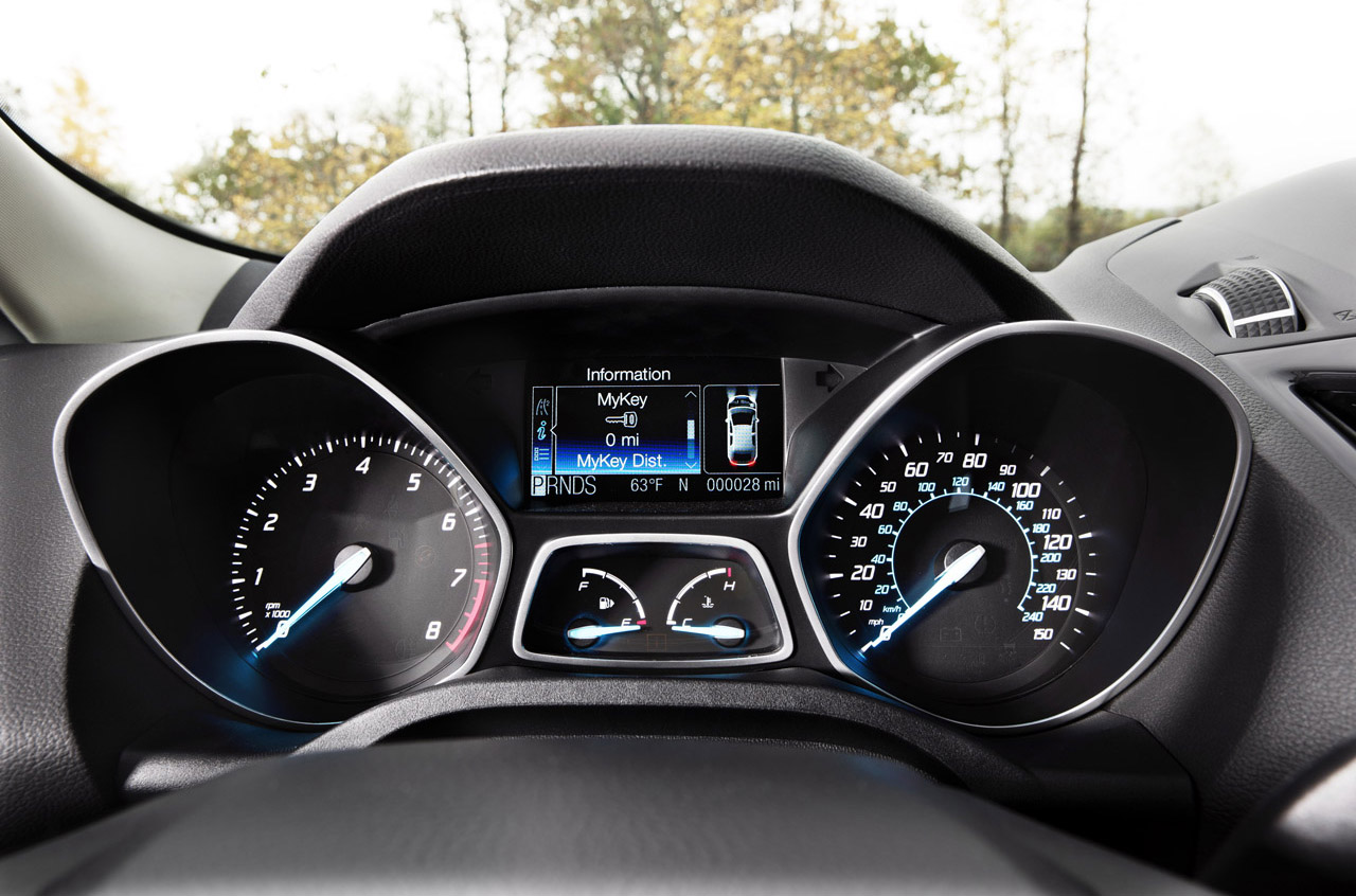 2013 Ford Escape Kuga