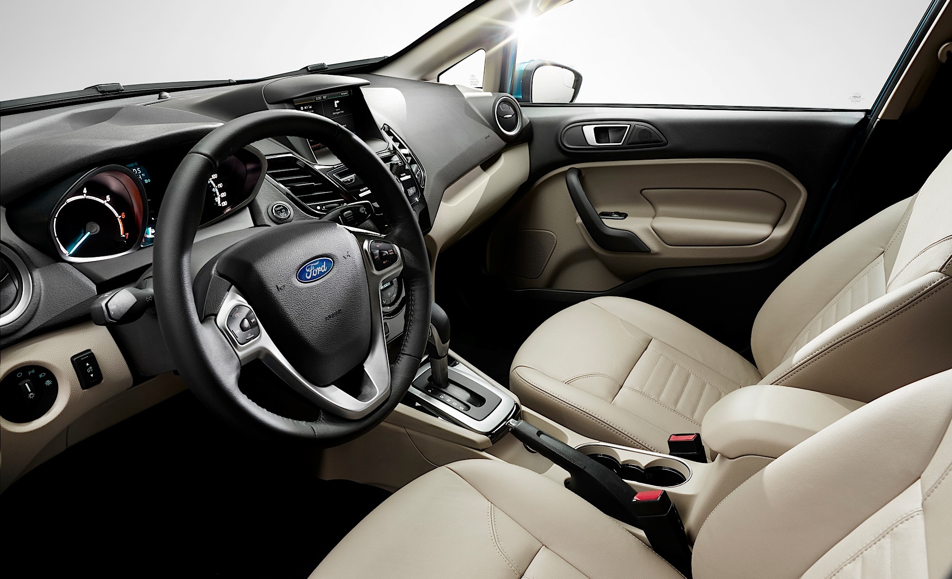 ... FORD Fiesta 3 Doors (2013 - 2017) : ford door - pezcame.com