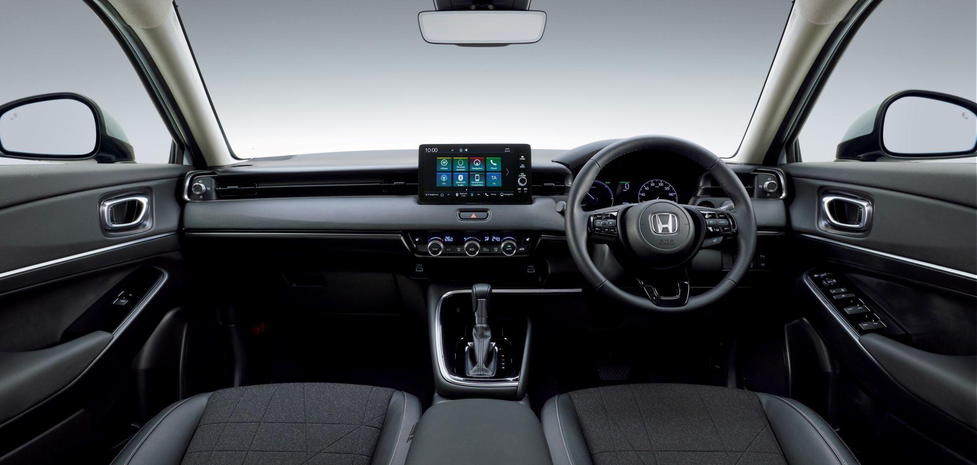 Honda Hr-V 2021 Kokemuksia