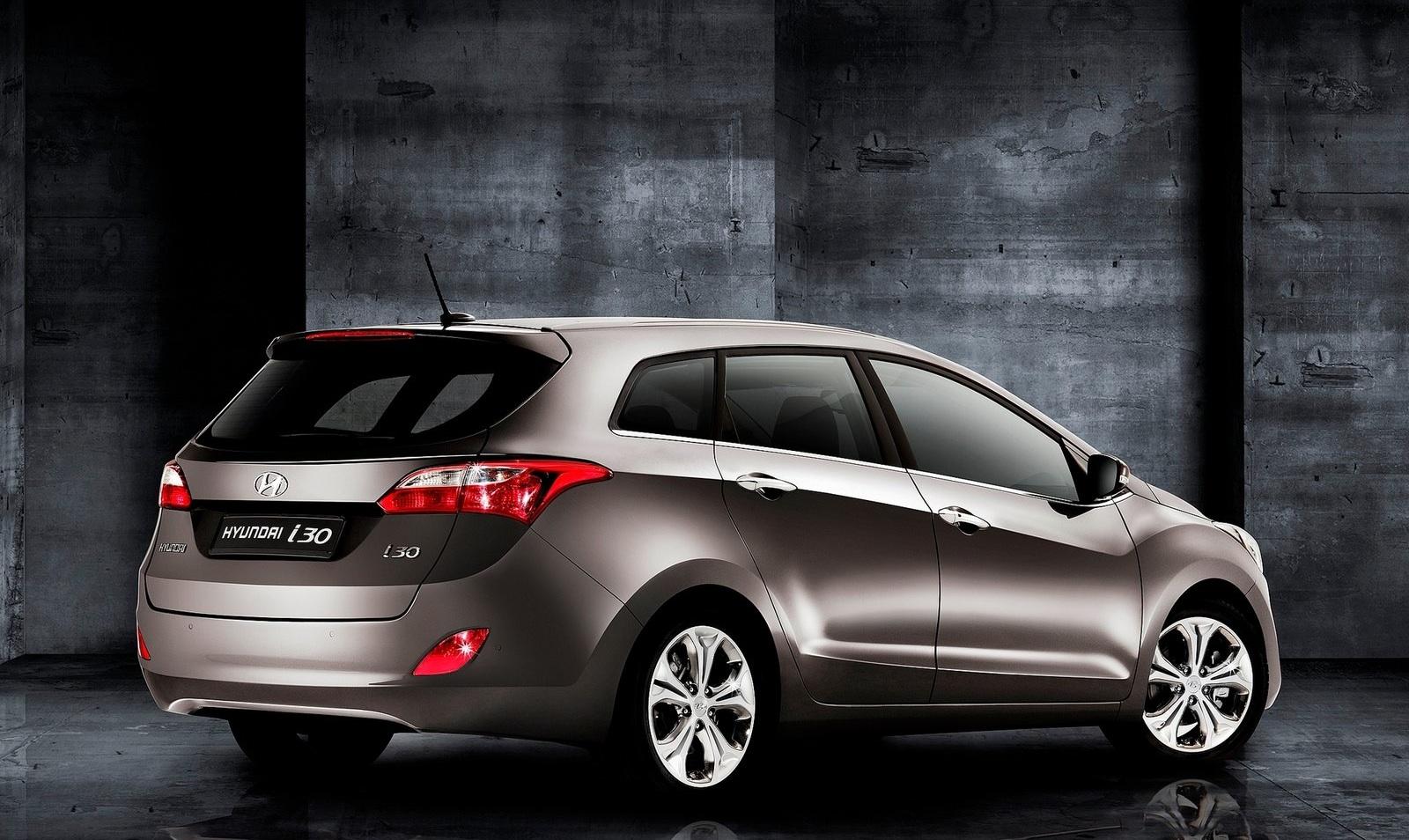 2013 Hyundai i30 Wagon (i30cw) Revealed Ahead Of Australian Debut