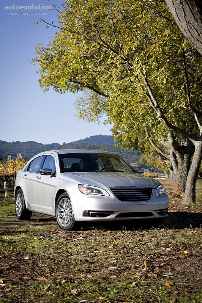 CHRYSLER 200 (2011 - Present)