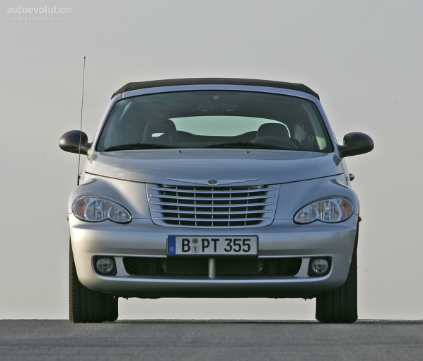 CHRYSLER PT Cruiser Convertible (2006 - 2008)