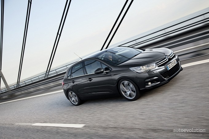 CITROEN C4 Hatchback (2010 - 2013)