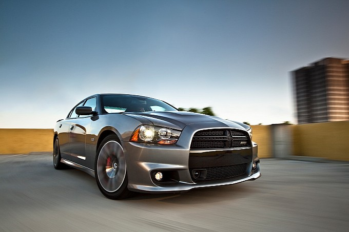 DODGE Charger SRT8 (2012 - Present)