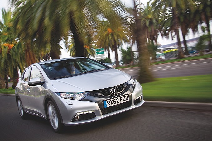 HONDA Civic 5 Doo