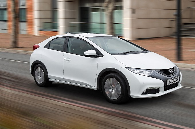 HONDA Civic 5 Doors (2012 - Present)