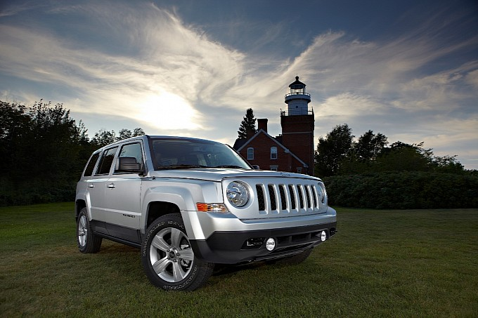 JEEP Patriot (2007 - Present)