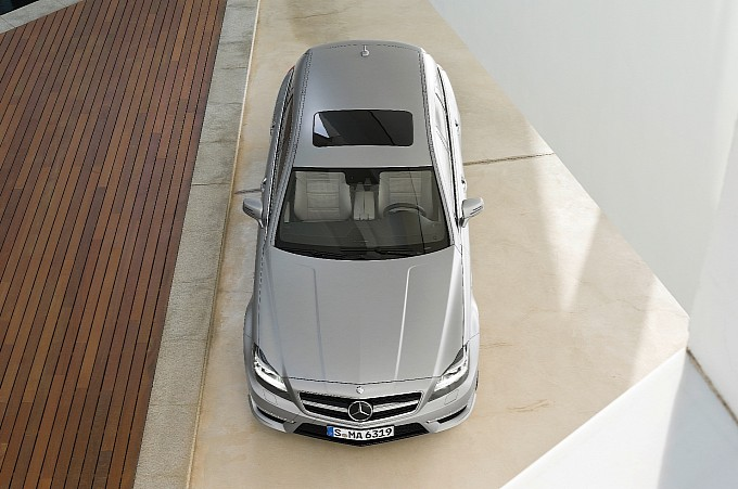 MERCEDES BENZ CLS AMG Shooting Brake (2012 - Prese
