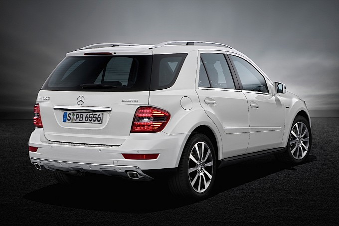 MERCEDES BENZ ML-Klasse (W164) (2008 - 2011)