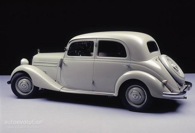 mercedes benz typ 170 w136 w191 1946 1947 1948 1949